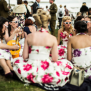 Goodwood Revival Atmosphere