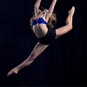 Dancer portfolio session, July 2013
