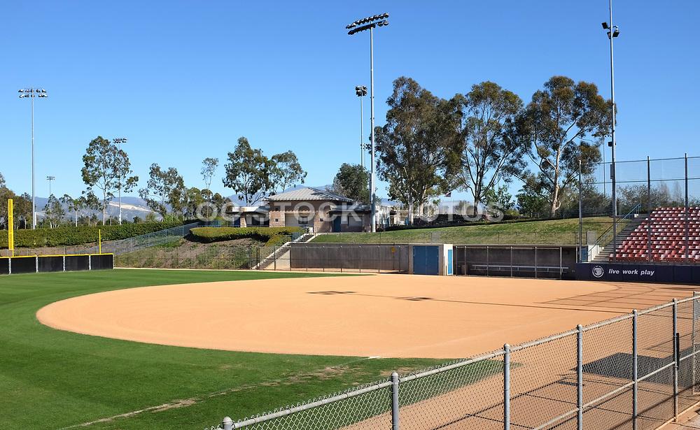 Deanna Manning Stadium Softball Infield