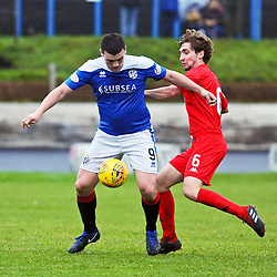 Cowdenbeath v Clyde, Scottish League Two, 20 October 2018