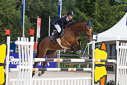 Veldman Wendy (NED) - Cooper<br /> KWPN Paardendagen - Ermelo 2012<br /> © Dirk Caremans