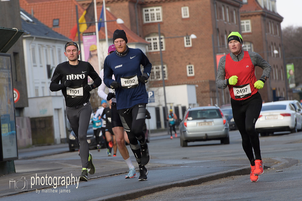 Action and sports photography from the Second Copenhagen Nike Marathon Test