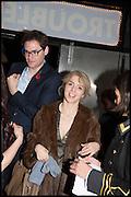 JESSICA LAMBERT, Opening of the Trouble Club., Lexington St. Soho London. 6 November 2014