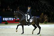 Tina Konyot - Calecto V<br /> FEI World Cup Final 2014<br /> © DigiShots