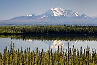 Mount Drum, Wrangell-St. Elias National Park Alaska