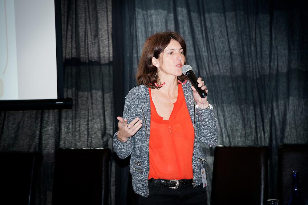 Claire LANNEAU fondatrice de Babychou Services.