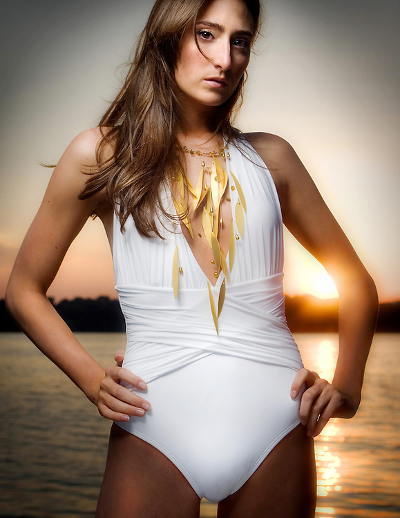 Swim Wear<br /> <br /> Location: Fort Washington, MD<br /> Caption:  At Home Susan Gage Swim Wear Story
