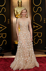 2014 Oscars Red Carpet Dresses Collection