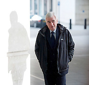 Andrew Marr Show arrivals at Broadcasting House, BBC TV, London, Great Britain <br /> 22nd January 2017 <br /> <br /> <br /> John McDonnell<br /> Shadow Chancellor <br /> <br /> <br /> Photograph by Elliott Franks <br /> Image licensed to Elliott Franks Photography Services