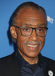 August 20, 2018 - New York City, New York, U.S. - AL SHARPTON attends the arrivals for the 2018 MTV 'VMAS' held at Radio City Music Hall. (Credit Image: © Nancy Kaszerman via ZUMA Wire)
