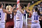 LUCCA 21 NOVEMBRE  2015<br /> BASKET NAZIONALE FEMMINILE<br /> ITALIA ALBANIA<br /> NELLA FOTO Raffaella Masciadri<br /> FOTO CIAMILLO