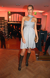 YASMIN LE BON at the 6th annual Lancome Colour Design Awards in association with CLIC Sargent Cancer Care held at Lindley Hall, Victoria, London on 28th November 2006.<br /><br />NON EXCLUSIVE - WORLD RIGHTS