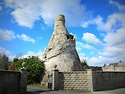 Bottle Tower, Churchtown, Dublin, 1741,