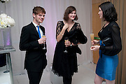 RICHARD JONES; JASMINE GUINNESS; SOPHIE ELLIS-BEXTOR; , Told, The Art of Story by Simon Aboud. Published by Booth-Clibborn editions. Book launch party, <br /> St Martins Lane Hotel, 45 St Martins Lane, London WC2. 8 June 2009