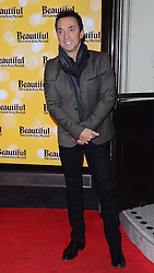 Bruno Tonioli  attends Beautiful - The Carole King Musical at The Aldwych Theatre, The Aldwych, London on Tuesday 24 February 2015 February 2015
