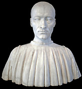Mino di Giovanni, called Mino a Fiesole Papiano,  1429 Florence. By  Dietisalvi Neroni (1406-1482) Marble