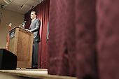 Mitt Romney speaks at the Attitash Grand Hotel in Bartlett, N.H.,