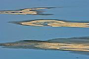 Ice on Lake Joseph. Seguin Township. Muskoka Country.<br />Near Minett<br />Ontario<br />Canada