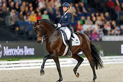 Klimke Ingrid, GER, Franziskus<br /> Stuttgart - German Masters 2019<br /> © Hippo Foto - Stefan Lafrentz