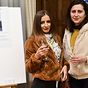 The Romanian Cultural Institute in London continues in its endeavour to promote upcoming Romanian designers exhibition with Gabriela Rose, an established luxury brand on the British market on 21 Feb 2019, London, UK.