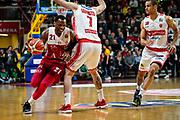 Nunally<br /> Openjobmetis Varese - A X Armani Exchange Milano<br /> Openjobmetis Varese - <br /> Basket Serie A LBA 2018/2019<br /> Varese 03 April 2019<br /> Foto Mattia Ozbot / Ciamillo-Castoria