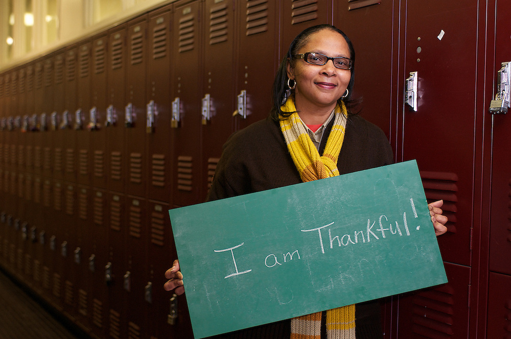 I am Muni, I am Thankful | Debra, Portrero Division Trolley Coach Operator | March 27, 2012