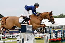 Sprunger Janika, (SUI), Bonne Chance Cw<br /> Longines Falsterbo Grand Prix<br /> Falsterbo Horse Show 2015<br /> © Hippo Foto - Peter Zachrisson<br /> 12/07/15