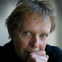 Nederland. Amsterdam, 8 november 2003.Rudi van Dantzig, choreograaf van Het Nationalel Ballet.