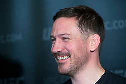 John Kavanagh, Conor McGregor's UFC coach at the UFC Fight Night : Ultimate Media Day at the  Crowne Plaza Glasgow. This is for the forthcoming UFC Fight Night Glasgow at the SSE Hydro on 16th July 2017.
