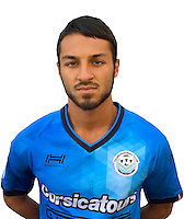 Haris Belkebla during photocall of Tours FC for new season of Ligue 2 on October 9th 2016<br /> Photo : Fct / Icon Sport
