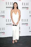 Cara Santana, ELLE Style Awards 2016, Millbank London UK, 23 February 2016, Photo by Richard Goldschmidt