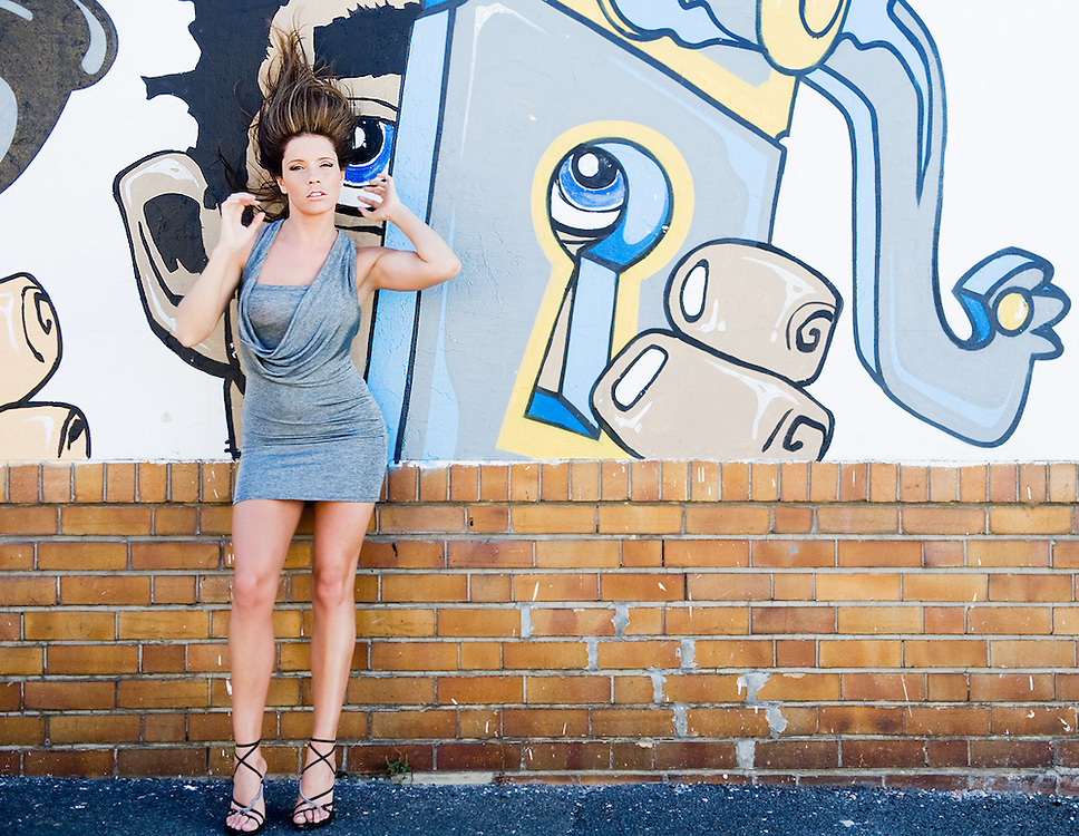 Fashion model shoot in Cape Town