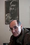 Casale Monferrato, Italy, feb.2010. Bruno Pesce, CGIL.
