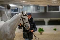 Fuchs Martin, SUI, Clooney<br /> LONGINES FEI World Cup™ Finals Gothenburg 2019<br /> © Dirk Caremans<br /> 02/04/2019