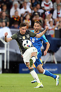 Julian Draxler of Germany shoots during the International Friendly match at WWK Arena, Augsburg<br /> Picture by EXPA Pictures/Focus Images Ltd 07814482222<br /> 27/05/2016<br /> ***UK &amp; IRELAND ONLY***<br /> EXPA-EIB-160529-0141.jpg