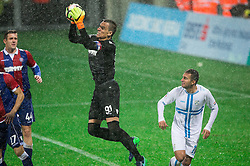 Lovre Kalinic of HNK Hajduk during football match between HNK Rijeka and HNK Hajduk Split in Round #15 of 1st HNL League 2016/17, on November 5, 2016 in Rujevica stadium, Rijeka, Croatia. Photo by Vid Ponikvar / Sportida