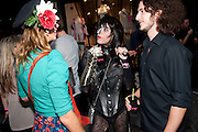 NATALIA TENA;  PRINCESS ZORA; ADAM BURKE, Dirty Pretty Things - summer party. Lingerie line hosts  party celebrating its new online shop and showcasing the latest collection. The Lingerie Collective, 8 Ganton Street, Soho. London, 15 June 2011<br /> <br />  , -DO NOT ARCHIVE-© Copyright Photograph by Dafydd Jones. 248 Clapham Rd. London SW9 0PZ. Tel 0207 820 0771. www.dafjones.com.