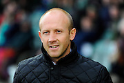 Yeovil Town caretaker manager Darren Way during the Sky Bet League 2 match between Yeovil Town and Oxford United at Huish Park, Yeovil, England on 28 December 2015. Photo by Graham Hunt.