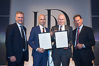 Institute of Directors, Director of the Year Awards. Winner pictures.