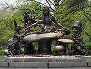 Central Park-Sculpture