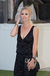 Image ©Licensed to i-Images Picture Agency. 04/06/2014. London, United Kingdom. Royal Academy Summer Exhibition Preview Party.  Laura Bailey arrives to the Summer Exhibition Preview Party at the Royal Academy of Arts. Picture by Daniel Leal-Olivas / i-Images