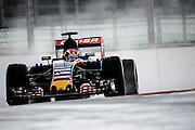 October 8, 2015: Russian GP 2015: Max Verstappen, Scuderia Toro Rosso