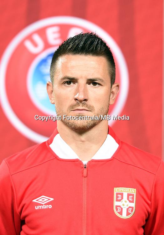 Antonio Rukavina, Serbia vs Wales. World Cup qualifications<br /> Belgrade 11.06.2017