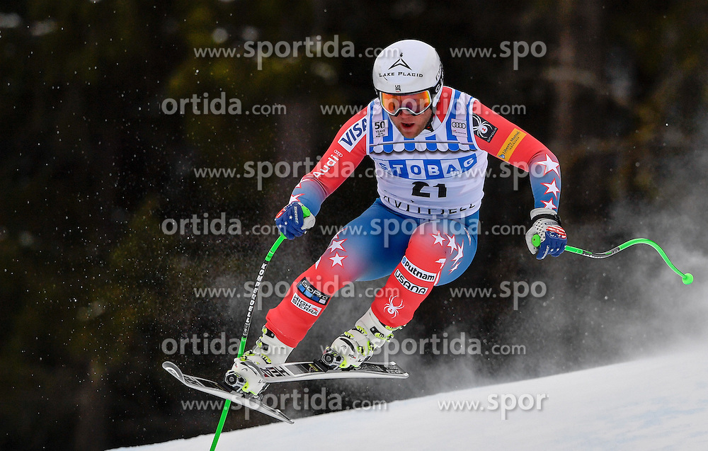 25.02.2017, Kvitfjell, NOR, FIS Weltcup Ski Alpin, Kvitfjell, Abfahrt, Herren, im Bild Andrew Weibrecht (USA) // Andrew Weibrecht of the USA in action during the men's downhill of FIS Ski Alpine World Cup in Kvitfjell, Norway on 2017/02/25. EXPA Pictures © 2017, PhotoCredit: EXPA/ Jonas Ericson