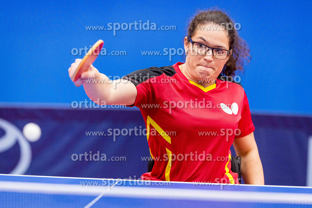 HENTIG Lisa Anna Maria during day 2 of 15th EPINT tournament - European Table Tennis Championships for the Disabled 2017, at Arena Tri Lilije, Lasko, Slovenia, on September 29, 2017. Photo by Ziga Zupan / Sportida