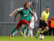 FOOTBALL: Manuel Fernandes (Lokomotiv Moskva) during the UEFA Europa League Group F match between FC København and FC Lokomotiv Moskva at Parken Stadium, Copenhagen, Denmark on September 14, 2017. Photo: Claus Birch