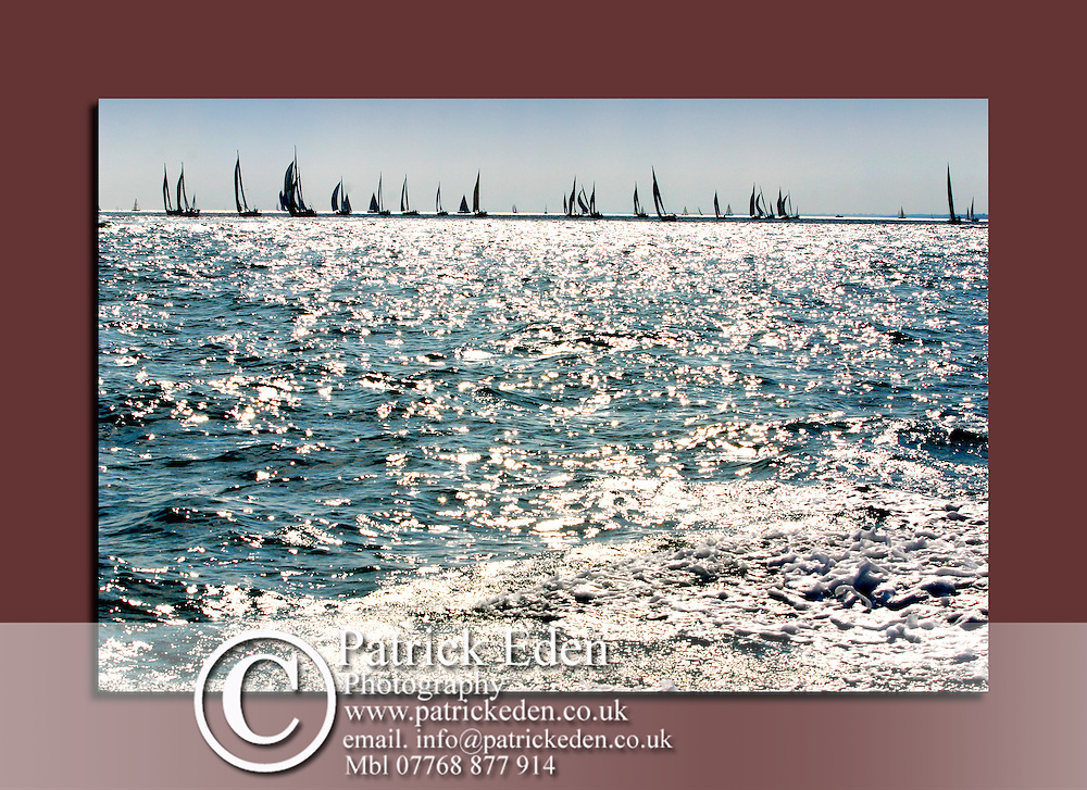 Cowes Week, Isle of Wight, UK,