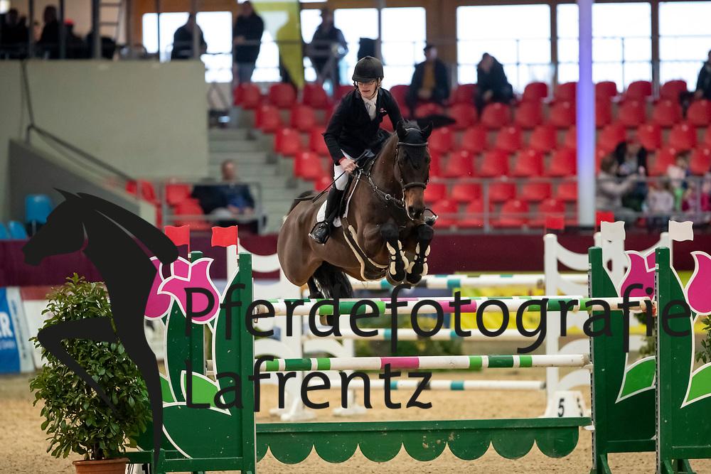 CATE Eric Ten (NED), Dairone <br /> Neustadt-Dosse - CSI 2019<br /> Preis der Hengststation Maas J. Hell GmbH<br /> Large Tour<br /> 11. Januar 2019<br /> © www.sportfotos-lafrentz.de/Stefan Lafrentz