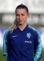 International Women's Friendly Matchs 2019 / <br /> Womens's Algarve Cup Tournament 2019 - <br /> Spain v Netherlands 2-0 ( Municipal Da Bela Vista Stadium- Parchal,Portugal ) - <br /> Jackie Groenen of Netherlands