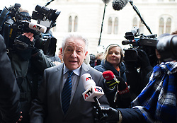 13.01.2015, ÖVP Bundespartei, Wien, AUT, ÖVP, Vorstandssitzung der Bundespartei anlässlich der Steuerreform. im Bild Landeshauptmann Oberösterreich Josef Pühringer (ÖVP) // before board meeting  of the austrian people's party according to tax reformation at federal party headquarter in Vienna, Austria on 2015/04/13. EXPA Pictures © 2015, PhotoCredit: EXPA/ Michael Gruber